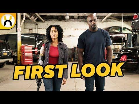 Misty Knight Bionic Arm Revealed Luke Cage Season 2