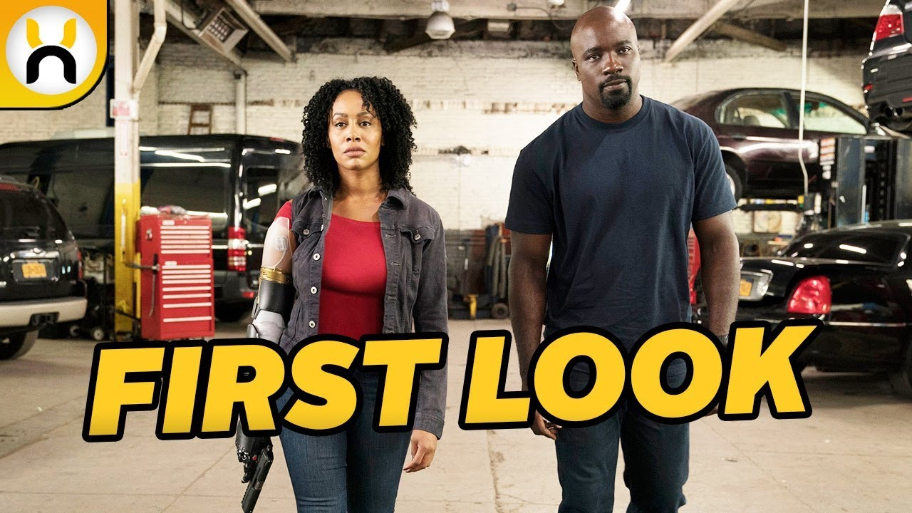 'Luke Cage' Season 2: First Look At Misty Knight's New Arm