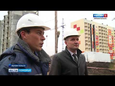 В Архангельске 30 счастливчикам вручат ключи от новых квартир