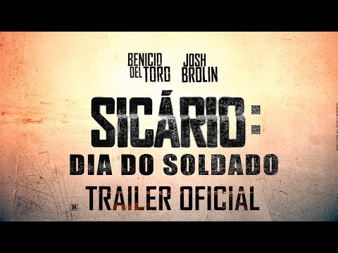 Sicário: Dia do Soldado  Trailer  Legendado