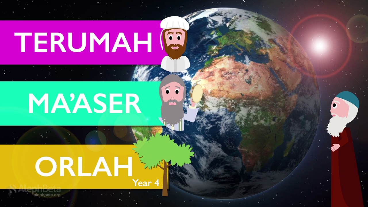 Why In The World Do We Celebrate Tu B'shvat? (Crash Course)