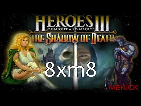 Heroes of Might and Magic III: 8xm8 (200%)