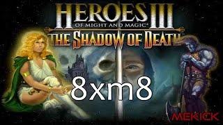 Heroes of Might and Magic III: 8xm8 1v7 FFA (200%)