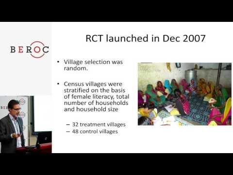 Anders Olofsgard - Can the Poor Be Mobilized? Cooperation and Public Goods in Rural India.
