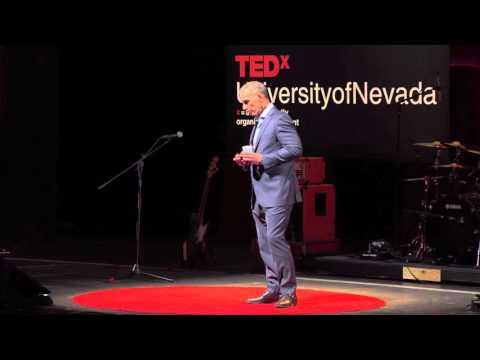 Healthcare Reform that Creates Healthier Communities | Anthony Slonim | TEDxUniversityofNevada