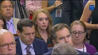 Sean Spicer Press Conference on Gop Healthcare bill, Otto Warmbier,north korea,russia