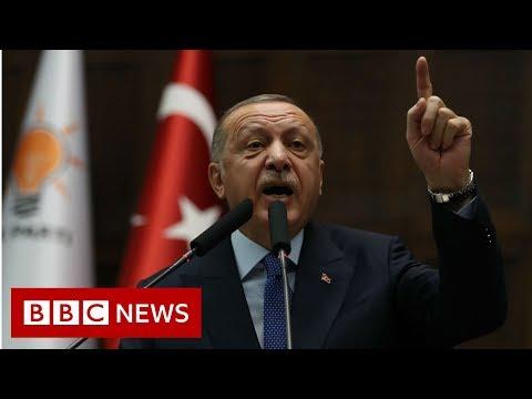 Erdogan vows to
