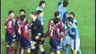 2001 J LEAGUE  CHAMPIONSHIP Kashima Antlers x Jubilo Iwata 2nd