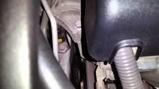 стук в моторе