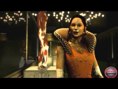 Deus Ex Human Revolution Игрофильм