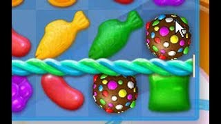 Candy Crush Jelly Saga - LEVEL 244 DIFFICULT ★★★ STARS