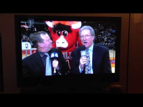 Benny distracts CSN Bay Area Announcers