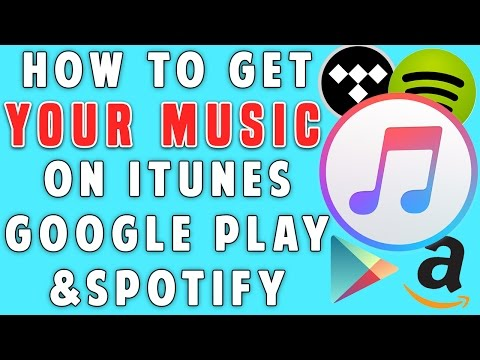 How to Get Your Music on iTunes (BEST WAY + COUPON CODE) [Sponsored]