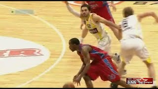 2009 Fenerbahce Turkey CSKA Moscow 48 66 Men Basketball EuroLeague 2nd group stage full match