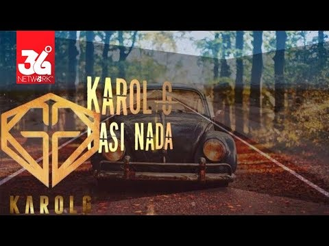 Casi Nada - Karol G l Karaoke