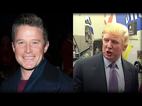 BREAKING: BILLY BUSH BOMBSHELL… REVEALS WHAT NBC DID TO TRUMP TAPE BEFORE LEAK