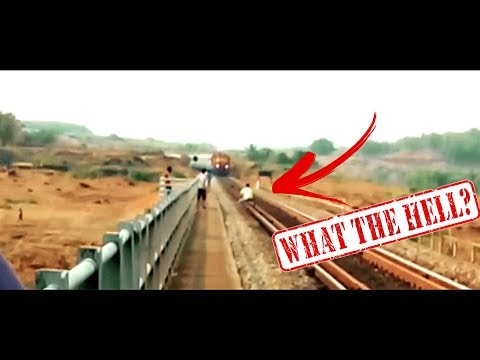 What the hell r they doing....!!! | bangalore Express Train | Bhatkal
