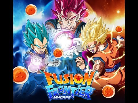 Saiyan Frontier / Fusion Frontier android game first look gameplay español
