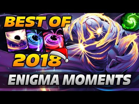 Dota 2 Enigma Moments [BEST OF 2018] thumbnail