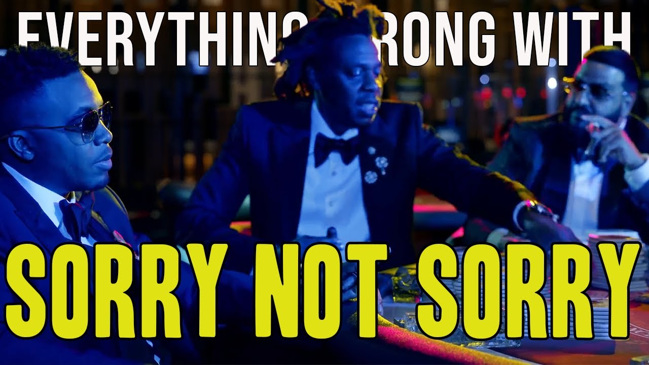 "Everything Wrong With DJ Khaled - ""Sorry Not Sorry"""
