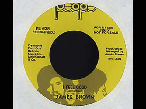 James Brown - I Feel Good (different Version)