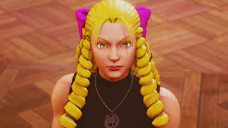 Street Fighter V - Story Mode With Mods - Max Settings