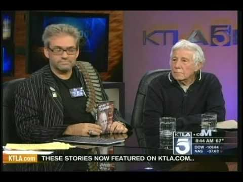 Leon Cooper and Steven C. Barber interviewed on KTLA for Veterans Day