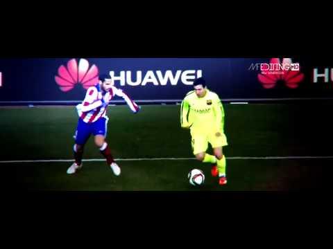 Lionel Messi ► Danza Kuduro ◆ 2015 ◆ のコピー