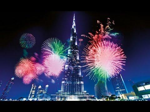Du lịch Tết Dubai - chiêm ngưỡng màn pháo hoa đẹp nhất thế giới