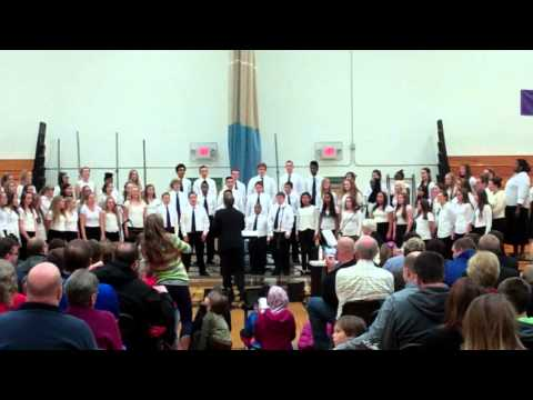 Lakeview Middle School Winter Concert 2014 001