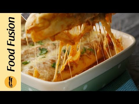 Chicken Enchiladas Recipe By Food Fusion
