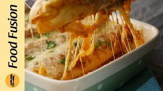 Chicken Enchiladas Recipe By Food Fusion