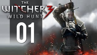 The Witcher 3 Wild Hunt - Gameplay Walkthrough Part 1 - The Hunt Begins (PC)