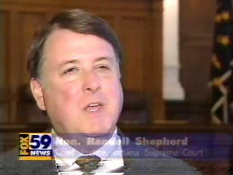 November 1, 2000 - 10 PM Indianapolis Newscast