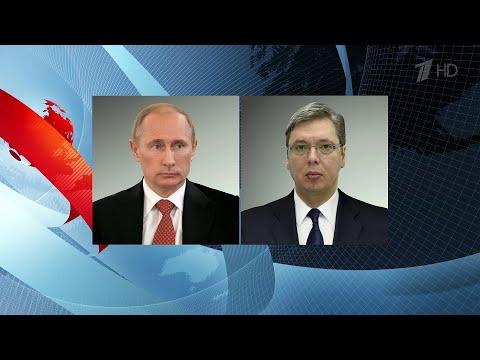 Владимиру Путину позвонили двое зарубежных коллег обсудить ситуацию с коронавирусом.