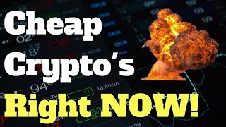 What To Buy During The Crypto Dip - Undervalued Coins 2018