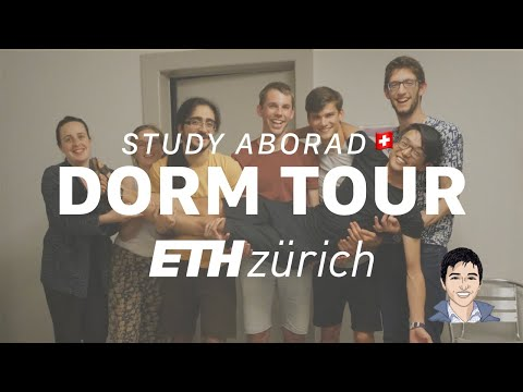 Dorm Tour!  |  Study Abroad @ ETH Zürich