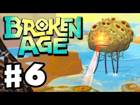 Broken Age - Gameplay Walkthrough Part 6 - Mog Chothra Boss Fight! (PC, IOS, Android)