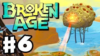 Broken Age - Gameplay Walkthrough Part 6 - Mog Chothra Boss Fight! (PC, iOS, Android)