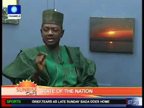 State of the Nation with Labaran Maku on Channels TV