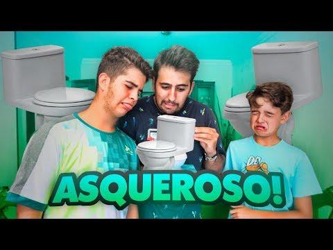 EL RETO DEL VATER LOCO EXTREMO!! WTF!! ASQUEROSO! - ElChurches