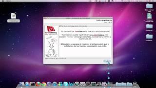 Instalación de TutorMates en Mac OS X