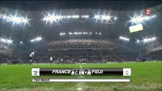 XV de France - Fidji _ Test Match (nov 2014) MATCH ENTIER (français)