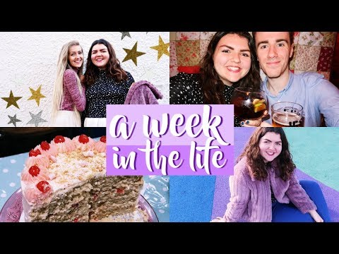 A WEEK IN THE LIFE ✨😍 Work, Photoshoots & Markets!