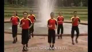 Senam Pramuka || Gerakan Inti || SEG 02