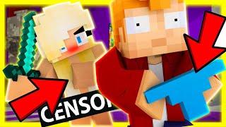 RUBO LE MUTANDINE DELLA RAGAZZA DI SBRISER! - Minecraft ITA