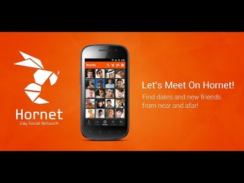 Hornet gay dating site