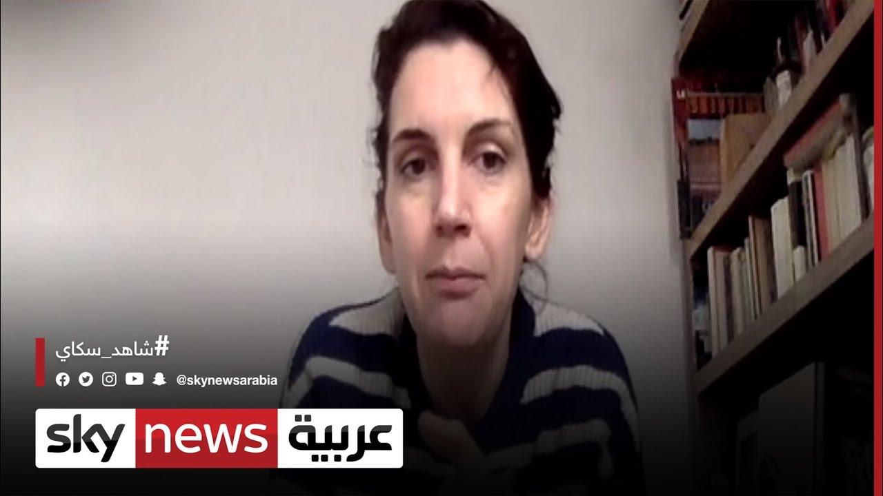 إديت بوفييه: الوضع الإنساني والأمني رهيب داخل مخيمات داعش  - 18:58-2021 / 2 / 22