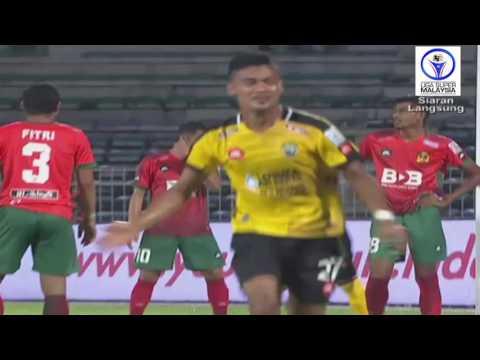 Perak vs Kedah 1- 1   Liga Super 2017