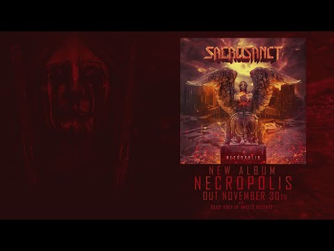 "SACROSANCT - ""Only One God"" (Official Lyric Video) Mp3"